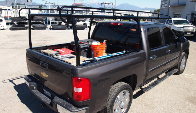 Truck Van Camper Shell Amp Tonneau Cover Racks